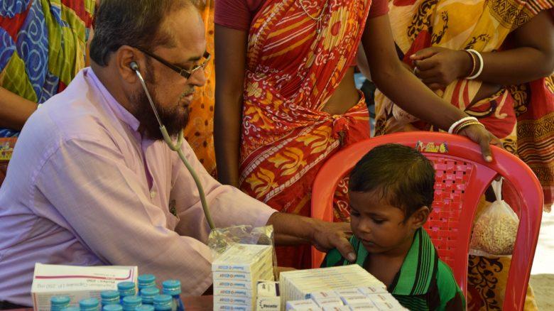 Rupamari School Medical Progamme