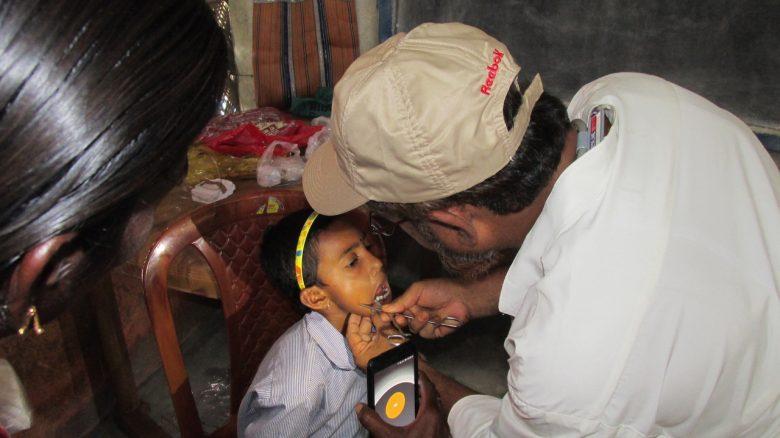Rupamari School Medical programme