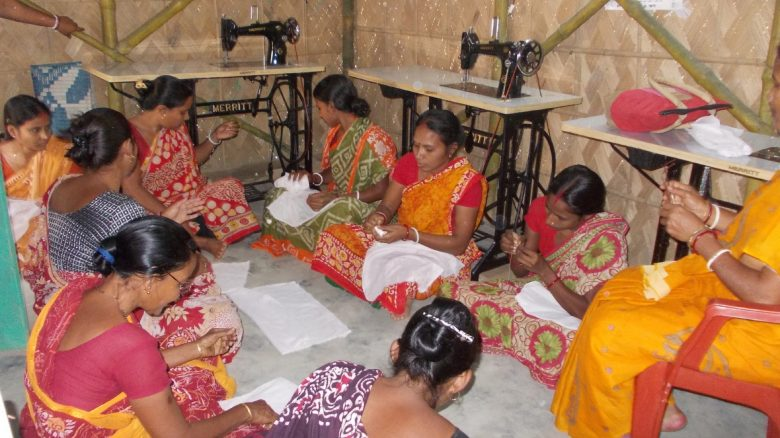 Vision for Asia Sewing and Dressmaking Programme