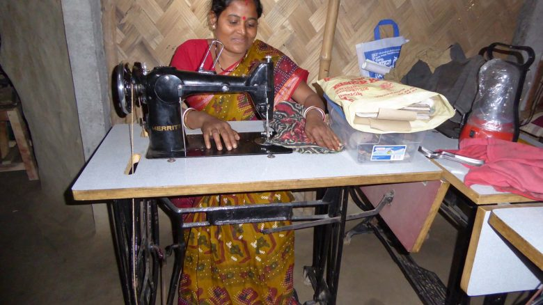 Sewing and Dressmaking programme in India