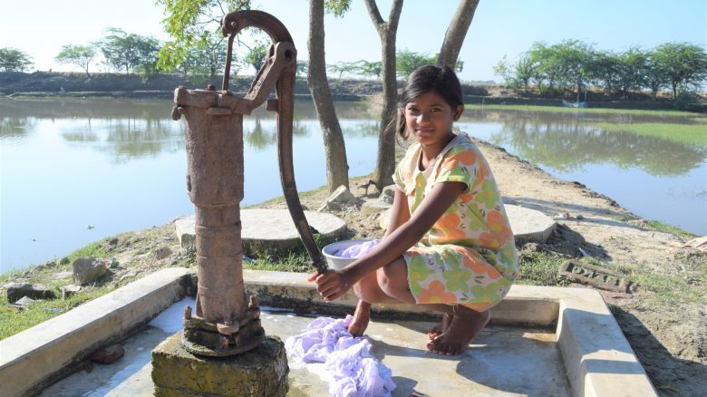 Vision for Asia Water Pumps Programme