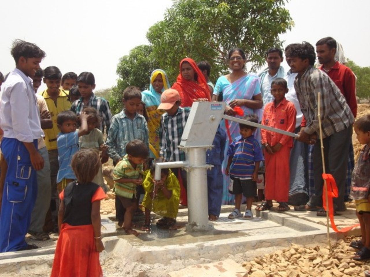 Vision for Asia Water Pumps Project