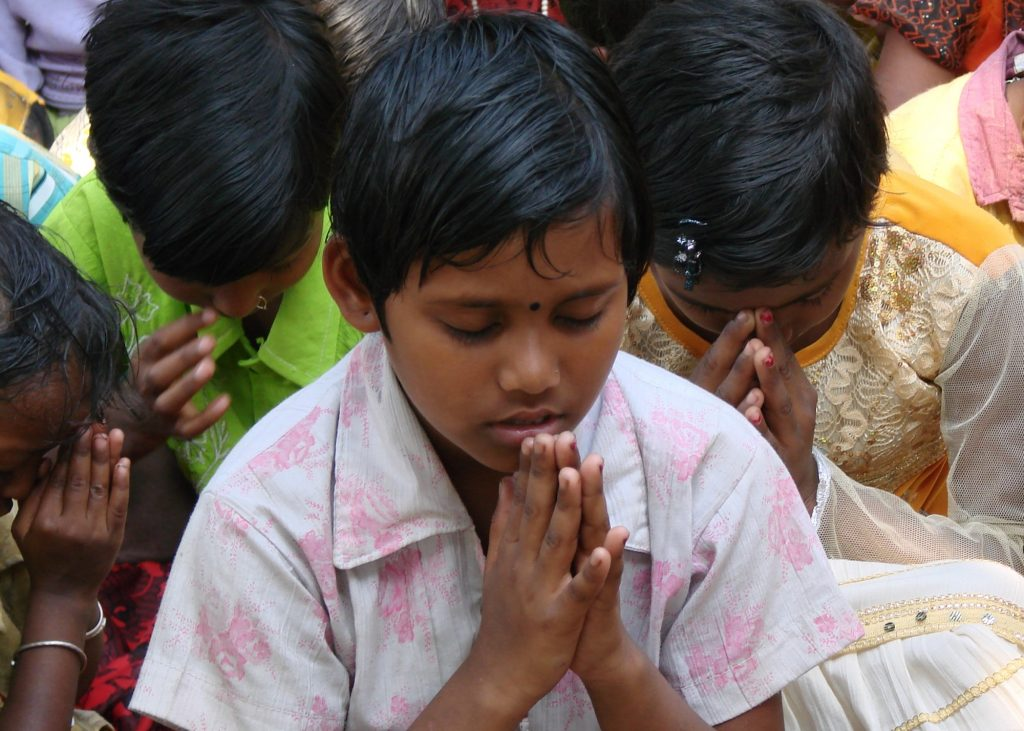Vision for Asia prayer